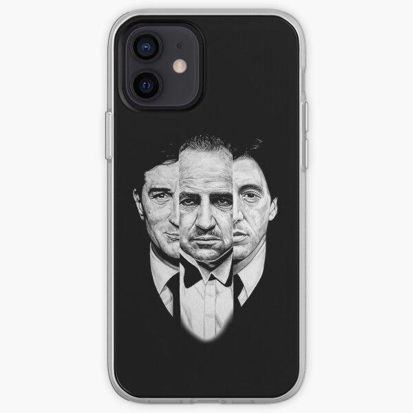 Trilogie - Parrain Coque souple iPhone