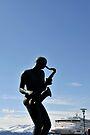 The Jazz Boy, Molde, Norway by David Carton