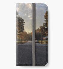 Suburban Sunrise iPhone Wallet/Case/Skin