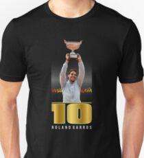 Vamos Rafa 10 tshirt T-Shirt