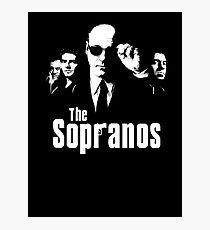 The Sopranos Photographic Print