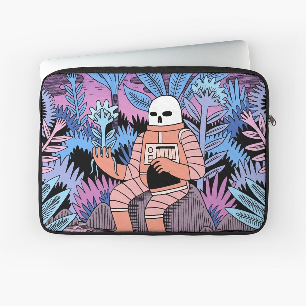 The Second Cycle  Laptop Sleeve Front