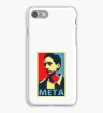 abed iPhone Case/Skin