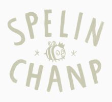 SPELIN CHANP Baby Tee