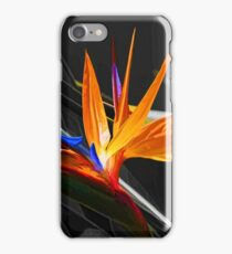Flower - A Bird In Paradise   iPhone Case/Skin