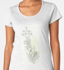 Sacred Nature/ Naturaleza Sagrada Women's Premium T-Shirt
