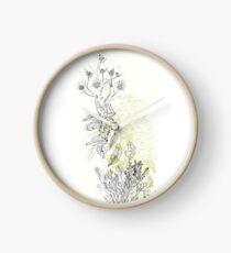 Sacred Nature/ Naturaleza Sagrada Clock