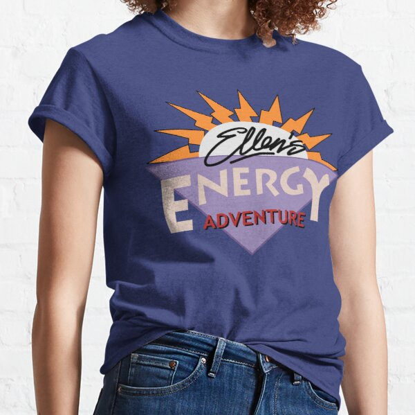 Ellen's Energy Adventure Classic T-Shirt