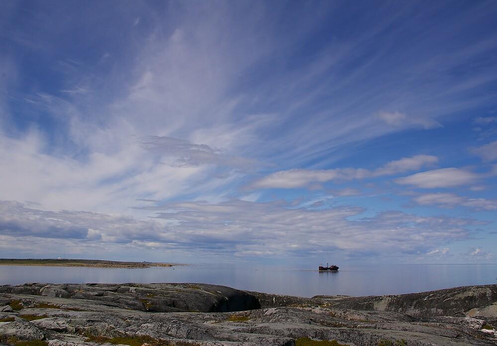 Hudson Bay by Pippa Salaman