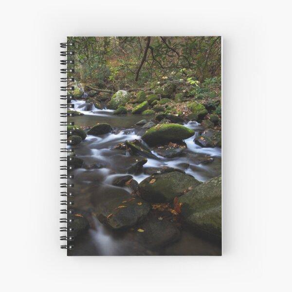 Hidden Away Spiral Notebook