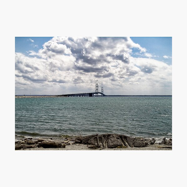 The Mighty Mac Photographic Print