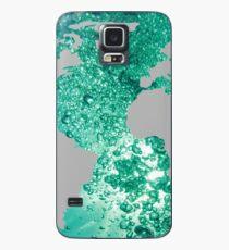 World map 3. Case/Skin for Samsung Galaxy