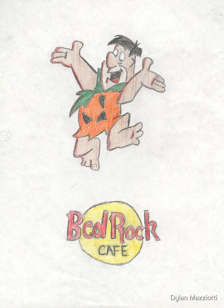 BedRock Cafe  by Dylan Mazziotti