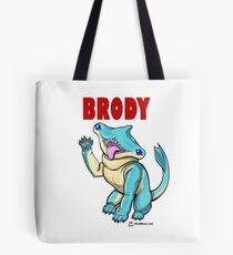 Brody the Hammer Wawg Tote Bag