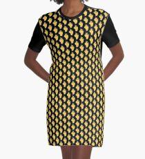 Primrose Yellow Dress Graphic T-Shirt Dress