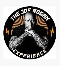 The Joe Rogan Experience Photographic Print