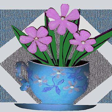 Fragrant Tea by carolanngrace
