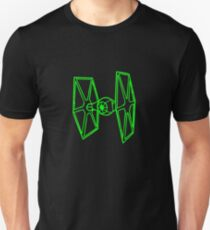 tie fighter art T-Shirt
