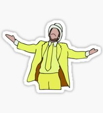 Dayman Always Sunny Sticker