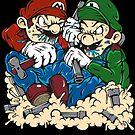 Brotherly Love by popularthreadz