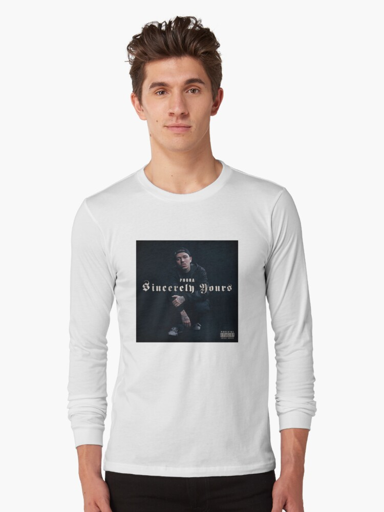 Phora long sleeve t shirts by carlosavila redbubble for Redbubble t shirts review