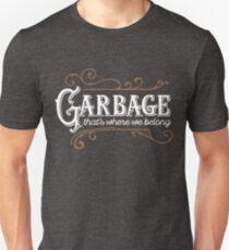 Garbage - That's Where We Belong T-Shirt