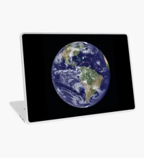 The Earth Laptop Skin