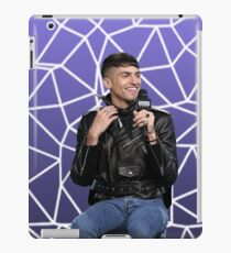 Mitch Grassi Pentatonix Purple iPad Case/Skin