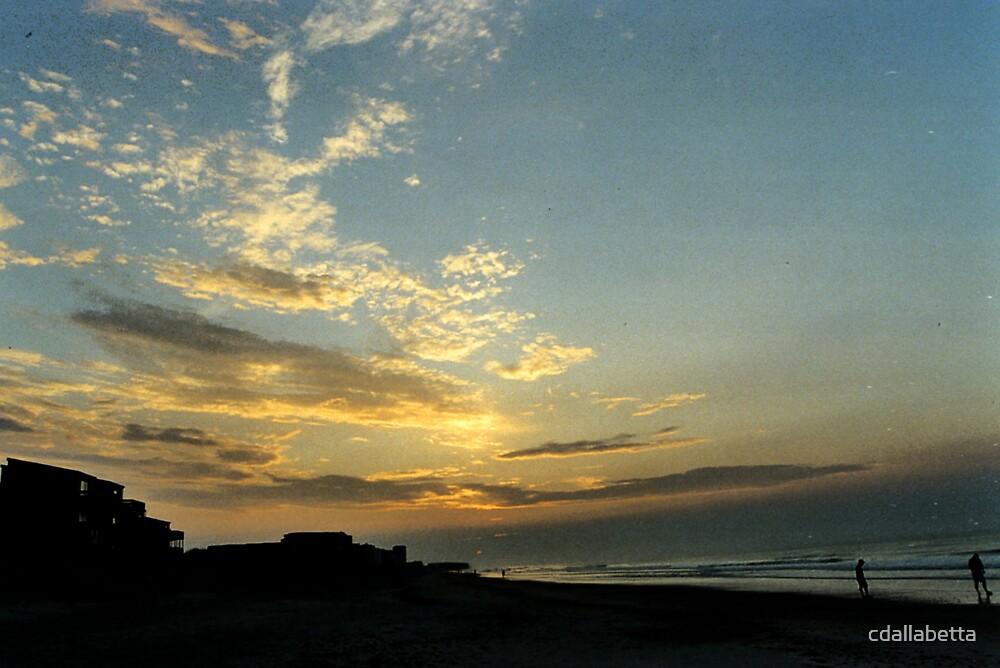 Topsail Island, NC by cdallabetta