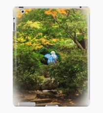 A Fairy In The Woods iPad Case/Skin
