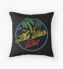 The War - EXO Throw Pillow