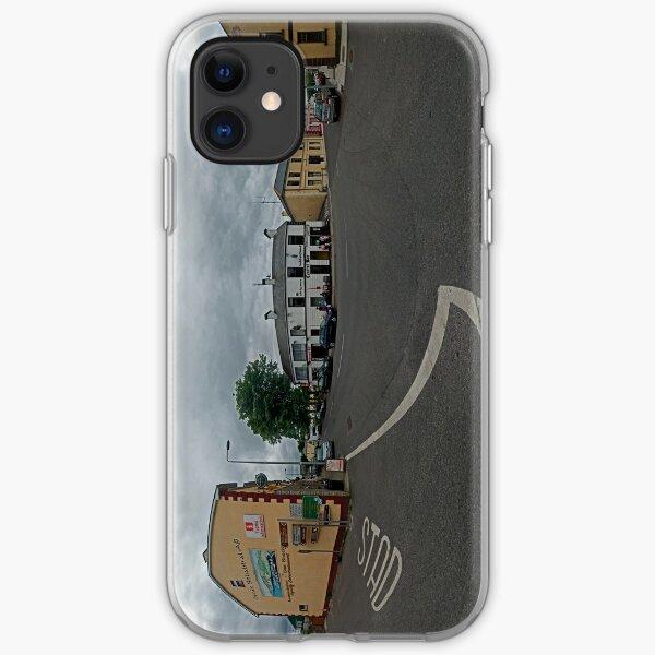 Carrick Crossroads, Donegal(Rectangular)  iPhone Soft Case