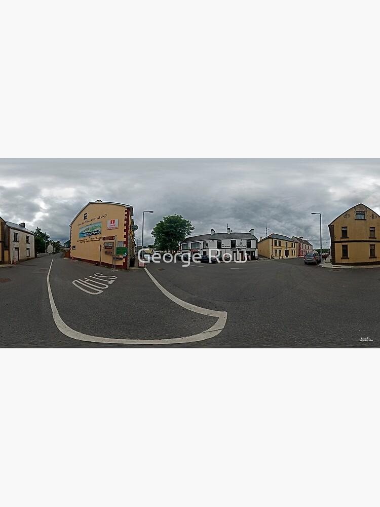 Carrick Crossroads, Donegal(Rectangular)  by VeryIreland