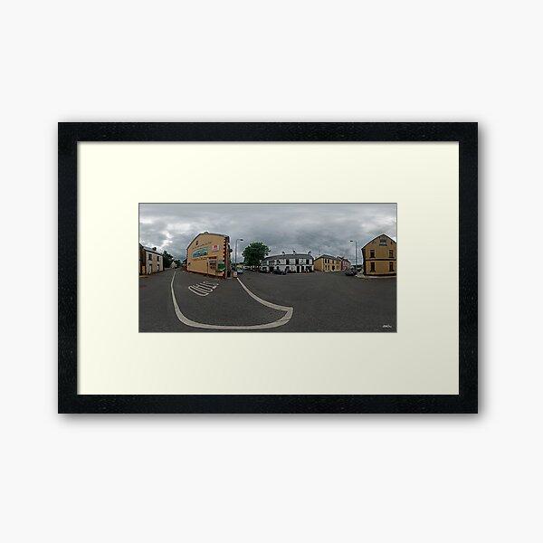 Carrick Crossroads, Donegal(Rectangular)  Framed Art Print