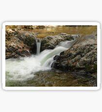 Pegatina Flujo suave