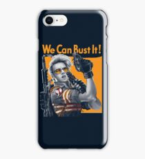 We Can Bust It iPhone Case/Skin