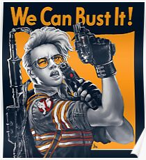 We Can Bust It Poster