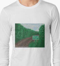Believe in Ostium Long Sleeve T-Shirt