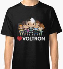 Love Voltron Classic T-Shirt
