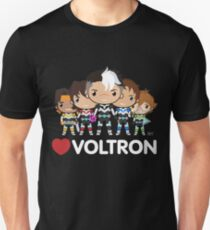 Love Voltron T-Shirt