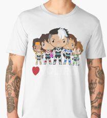 Love Voltron Men's Premium T-Shirt
