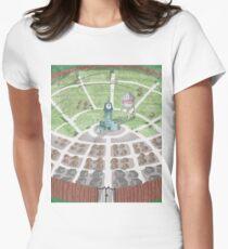 Ye Olde Ostium Women's Fitted T-Shirt