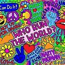 Wer führt die Welt? von Corey Paige Designs