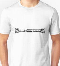 Morris Minor Prop Shaft Unisex T-Shirt