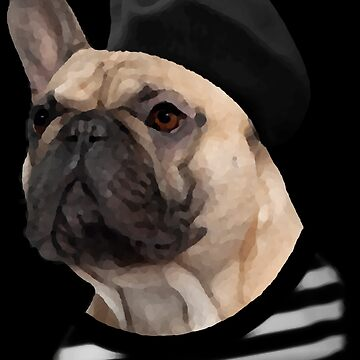 French Bulldog by Poyo
