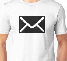 Letter mail envelope Unisex T-Shirt
