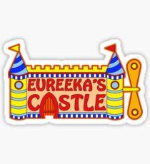 Eureeka's Castle Sticker