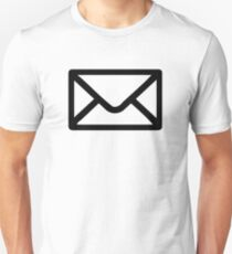 Letter mail envelope Unisex T-Shirt