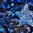 Blue Christmas by Shelley Neff