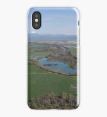 Table Rock to Mt McLoughlin iPhone Case/Skin